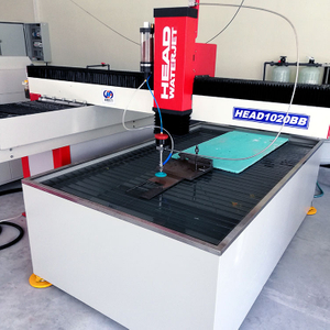 Малый Cnc Mini Low Cost Water Jet Cutter